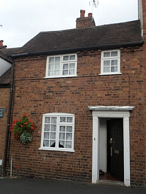 Our cottage in Bridgnorth