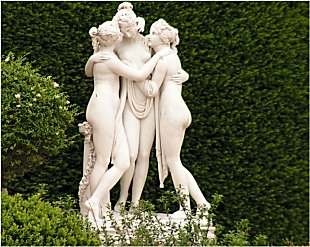 The Three Graces at Long Chateau
