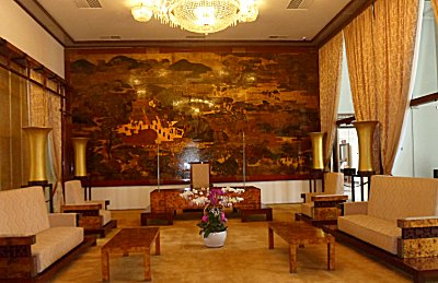 Ambasadors Chamber in Reunification Palace