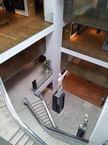 The Ashmlolian atrium