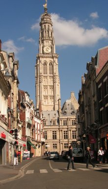 The Belfry Arras