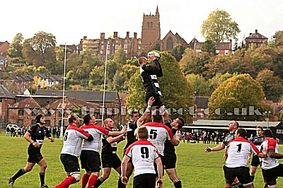 Bridgnorth victory against Moseley Oak
