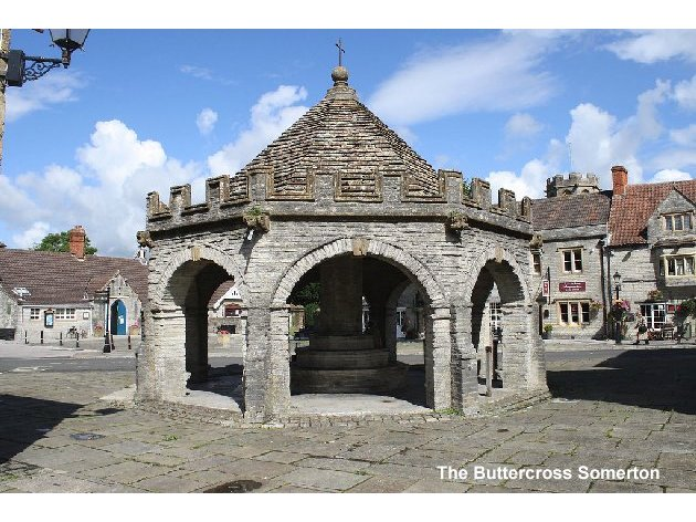 The Buttercross Somerton.
