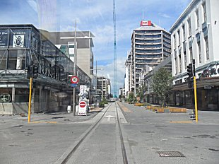 Cashel Street, Christchurch