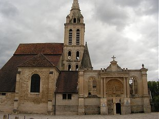Cergy church