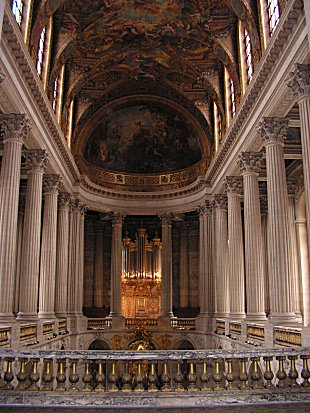 Chapelle Royale at Versailles