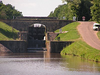 triple locks at Chavance