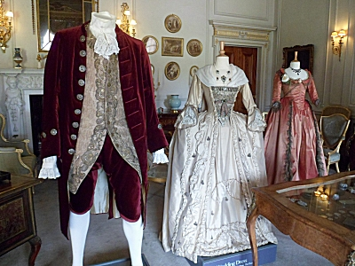 Costumes from the film The Duchess