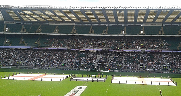 England v Baa Baas at Twickers