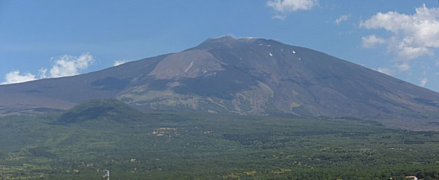Etna from the North