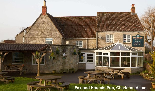 Fox and Hounds Pub, Charleton Adam.