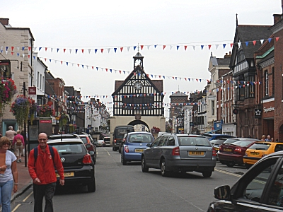 Bridgnorth high street