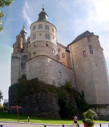 Montbeliard Chateau