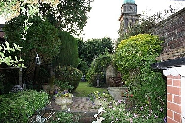 Our Bridgnorth garden