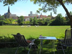 A hot day at Pargny-sur-Sauix