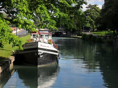 The Reims mooring