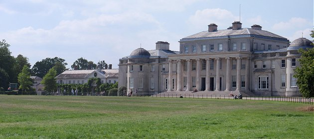Shugborough Hall