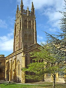 St Mary Magdalene's Church, Taunton