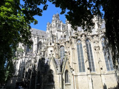 St Johns Cathedral Den Bosch