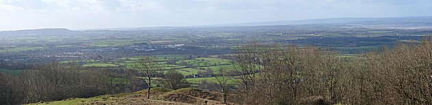 The view over the Severn Valley from Topograph