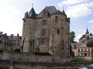 The Chateau at Vic-sur-Aisne