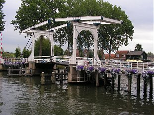 Weesp bridge