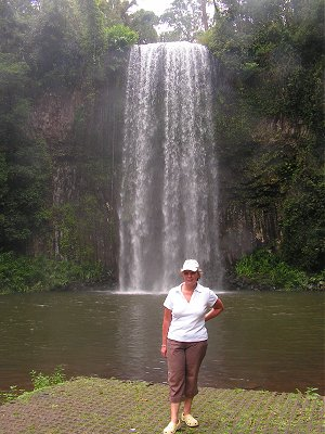 Waterfall Atherton Tablelands Queensland