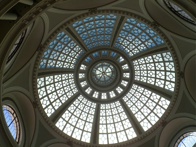 Westfield Shopping Centre Dome